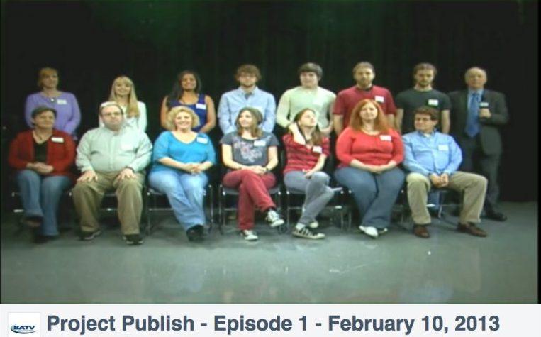 project publish cast
