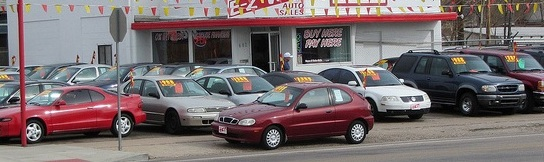 car lot 3